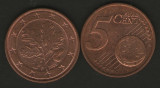 Germania 2006F - 5 eurocent, circulata