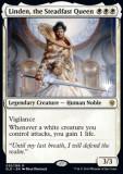 Linden, the Steadfast Queen (V.2) FOIL