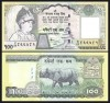 Nepal 2005 - 100 rupees, necirculata