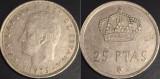 Spania 1975 - 25 pesetas, circulata