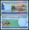 Rwanda 1998 - 1000 francs, necirculata