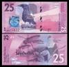 Seychelles 2016 - 25 rupees, necirculata