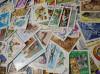 Plic filatelic - 100 de timbre Ungaria diferite, stampilate