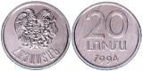 Armenia 1994 - 20 luma UNC