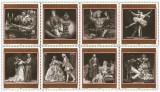 Austria 1969 - Opera de Stat din Viena, serie neuzata