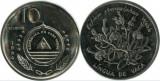 Capul Verde 1994 - 10 escudos, circulata