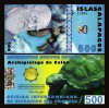 Galapagos  500 sucres 2012, polimer