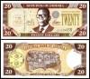 Liberia 2011 - 20 dollars, necirculata