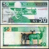 Namibia 1999 - 50 dollars, necirculata