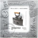 Romania 2012 - Fiare de călcat, colita stampilata
