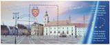 Romania 2019 - Summit la Sibiu, colita stampilata