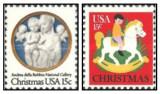 Statele Unite 1978 - Craciun, serie neuzata