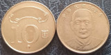 Taiwan 2013 - 10 dollars, circulata