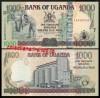 Uganda 2009 -  1000 shillings, necirculata