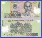 Vietnam 2019 - 100.000 dong, necirculata