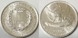 Andorra 1999 - 1 centim UNC, FAO