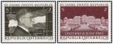 Austria 1970 - 25th doua Republică Austria, serie neuzata