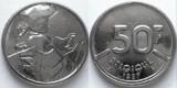 Belgia 1987 - 50 francs, circulata