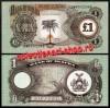 Biafra 1968 - 1 pound, necirculata