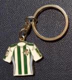 Breloc metalic C.F. Betis