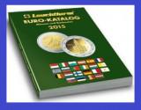Catalog EURO 2015, pt bancnote si monede