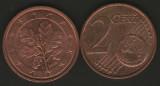 Germania 2006G - 2 eurocenti, circulata