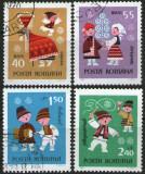 Romania 1969 - Anul Nou, serie stampilata