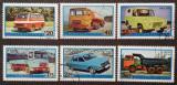 Romania 1975 - Autovehicule româneşti, serie stampilata