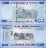 Rwanda 2019 - 1000 franci, necirculata