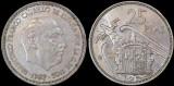 Spania 1957 - 25 pesetas, circulata