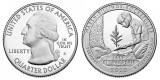 SUA 2020S - 25 cents, UNC - Vermont