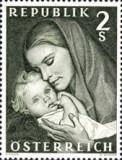 Austria 1968 - Ziua Mamei, neuzata