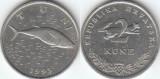 Croatia 1993 - 2 kuna, circulata