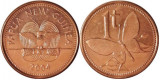 Papua New Guinea 2004 - 1 cent, aUNC