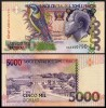 Sao Tome 1996 - 5000 dobras, necirculata