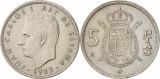 Spania 1983 - 5 pesetas, circulata