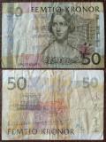 Suedia 2008 - 50 kronor, circulata
