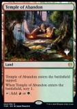 Temple of Abandon (V.1)