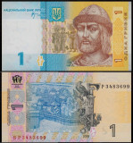 Ucraina 2006 - 1 grivna, necirculata