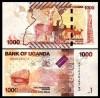Uganda 2010 -  1000 shillings, necirculata