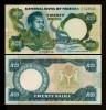 Nigeria 1983 - 20 naira, necirculata