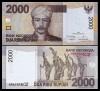 Indonezia 2013 - 2000 rupiah, necirculata