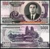 Coreea de Nord 2006 - 5000 won, necirculata