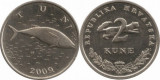 Croatia 2009 - 2 kuna, circulata
