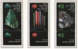 Israel 1981 - Pietre pretioase, serie neuzata cu tabs