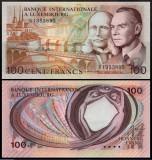 Luxemburg 1981 - 100 franci UNC