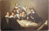 Pictura de Rembrandt - Anatomie, vedere litho Stengel 29127