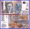 Serbia 2013 - 200 dinars, necirculata