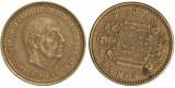 Spania 1966 - 1 peseta, circulata