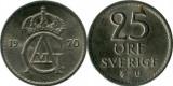 Suedia 1970 - 25 ore, circulata